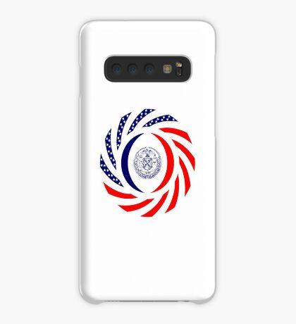New York City Murican Patriot Flag Series Case/Skin for Samsung Galaxy