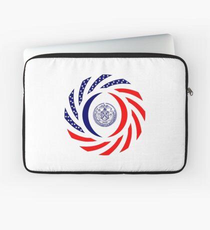 New York City Murican Patriot Flag Series Laptop Sleeve