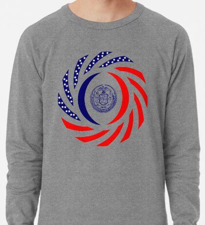 New York City Murican Patriot Flag Series Lightweight Sweatshirt