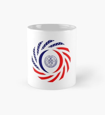 New York City Murican Patriot Flag Series Mug