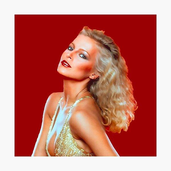 Cheryl Ladd Photographic Print