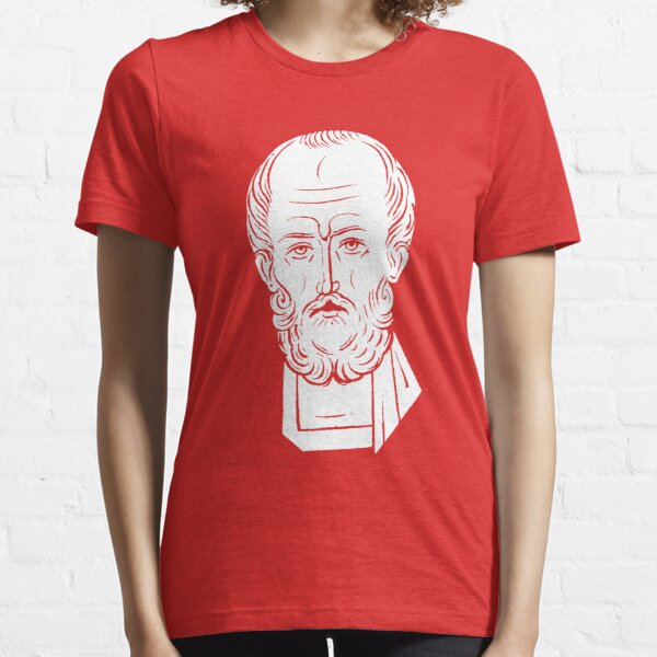 The Face of Santa Claus | St Nicholas of Myra Essential T-Shirt