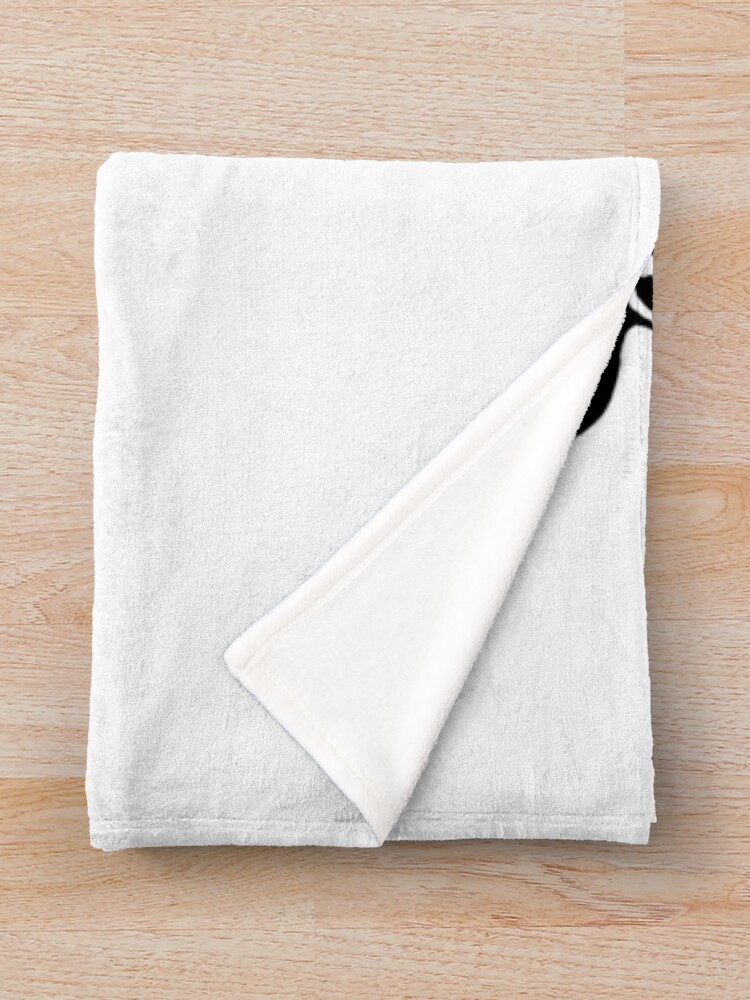 Alternate view of Satuwe Billie Show American Tour 2019 Throw Blanket