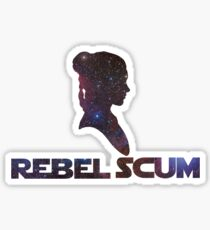 Princess - Scum Sticker