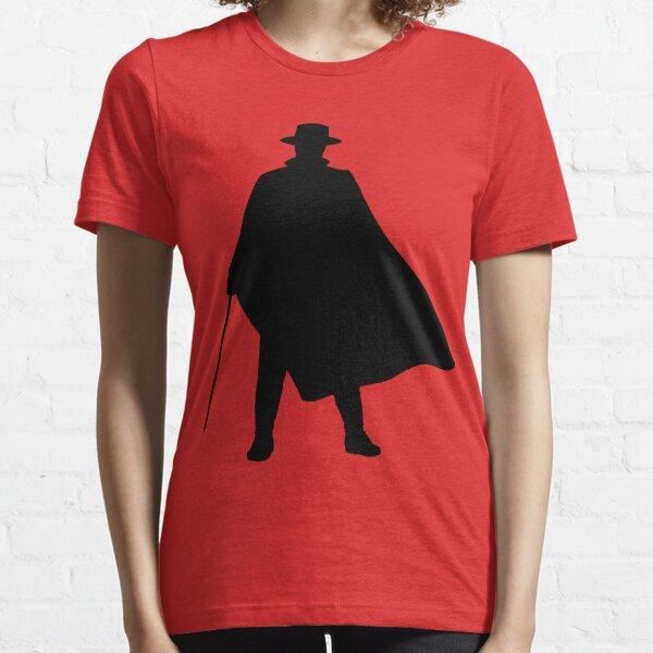 Zorro - Silhouette Essential T-Shirt