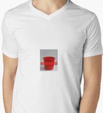 No Bailouts Men's V-Neck T-Shirt