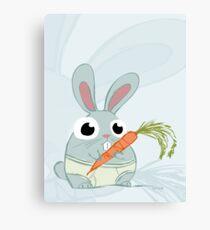 Trunk Bunny Canvas Print