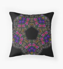 Owlspook Globe 01 Throw Pillow