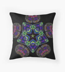 Owlspook Globe 03 Throw Pillow