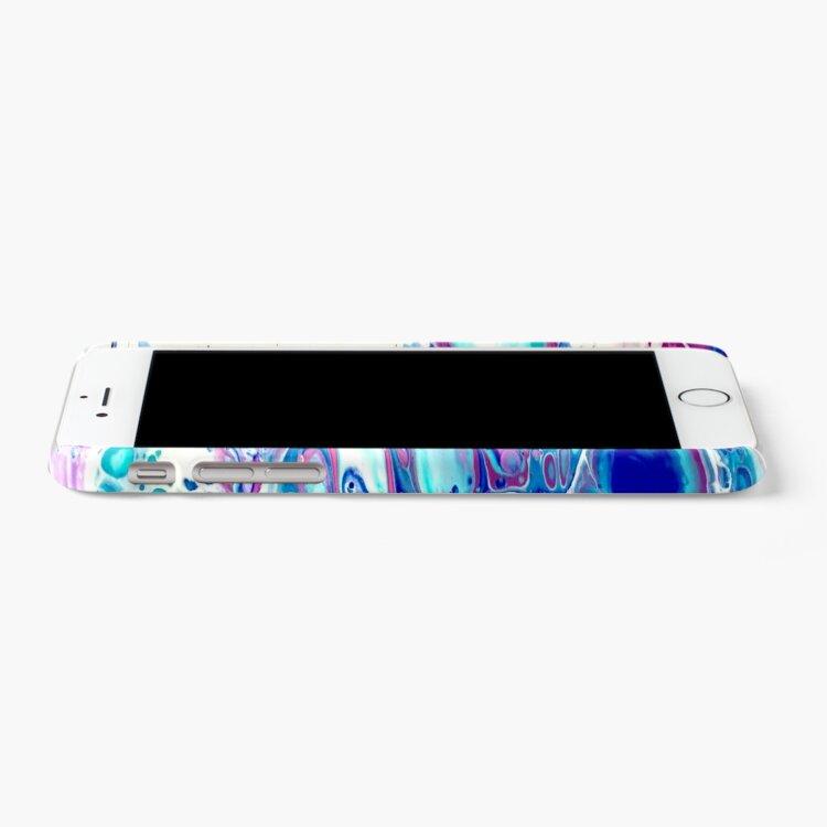 Coque iPhone ''Sang de Licorne': autre vue