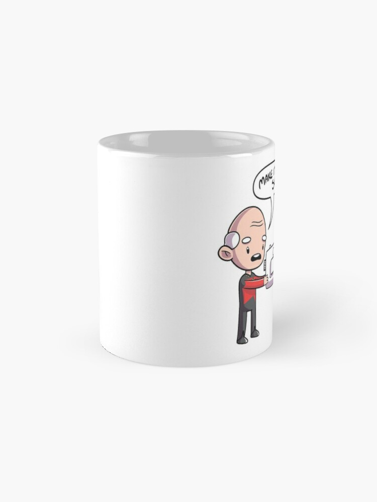 Alternate view of Make It Sew Mug