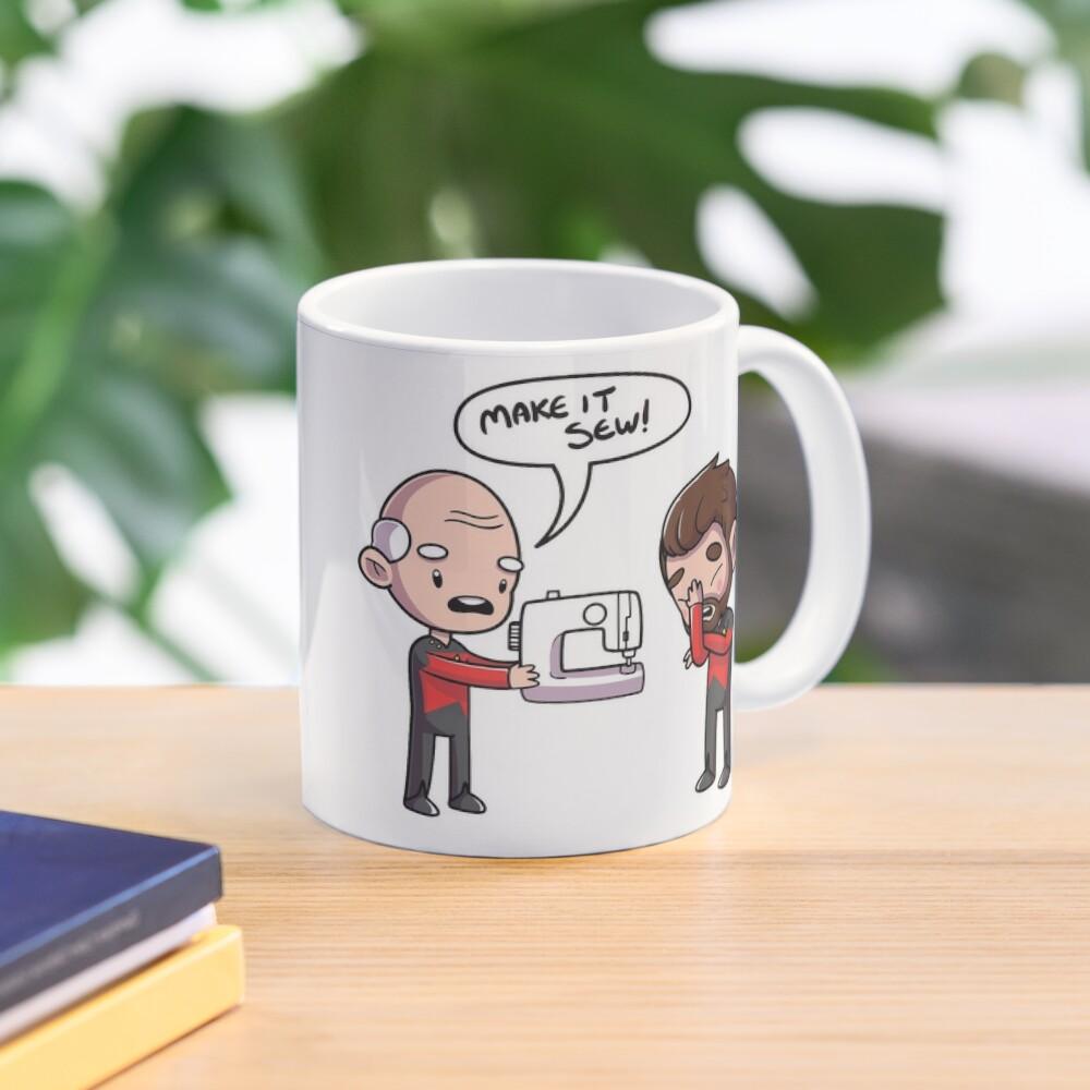 Make It Sew Mug