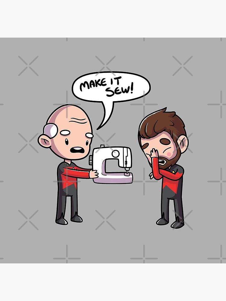 Make It Sew by 8-bit-hobo