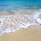 «Playa Año Nuevo 2020» de Maria Dryfhout