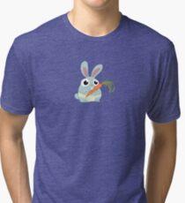 Trunk Bunny Tri-blend T-Shirt