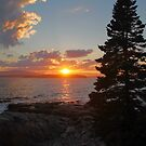 'Sunset After the Storm' by Scott Bricker