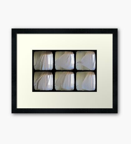 Time Goes By - TTV Polyptych Framed Print
