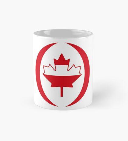 Austrian Canadian Multinational Patriot Flag Series Mug