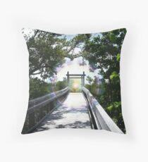 follow your light Throw Pillow