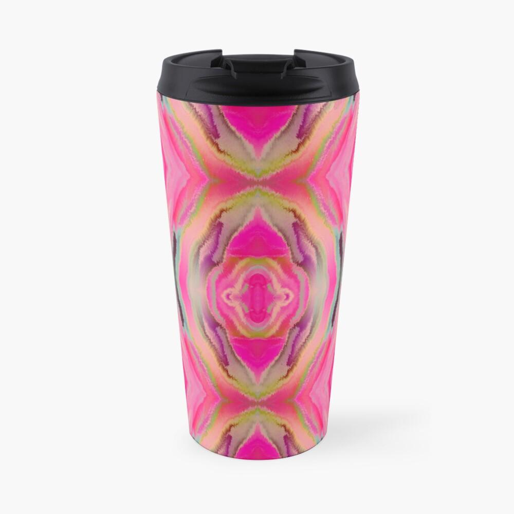 Kesahar Pink Travel Mug