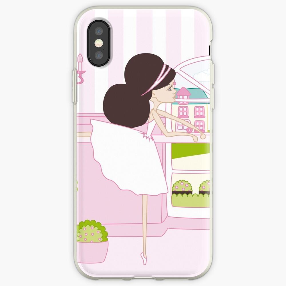 Marina la Bailarina Funda y vinilo para iPhone
