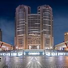 The Tokyo Metropolitan Government Building by Jens Roesner