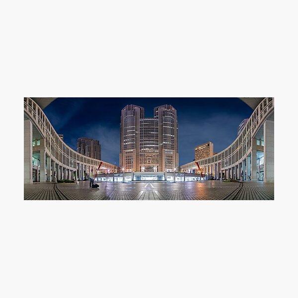 The Tokyo Metropolitan Government Building Photographic Print