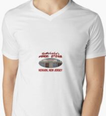 Satriale's Pork Store Mens V-Neck T-Shirt