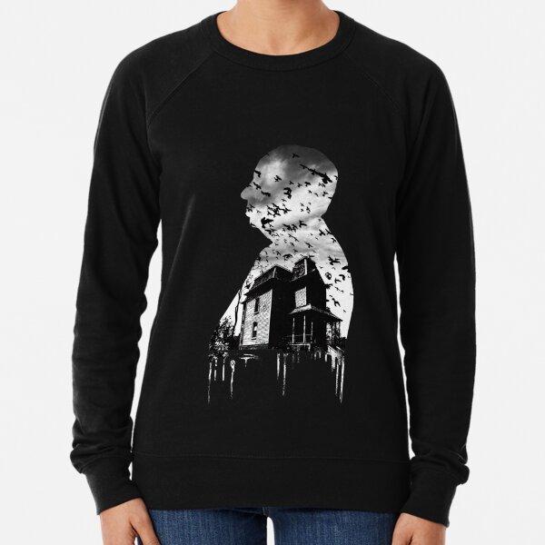 Alfred Hitchcock Collage Lightweight Sweatshirt