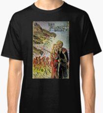 Princess Bride Art illustration drawing movie As You Wish 80's fantasy Wesley Valentine's present Robin Wright Penn Rob  Classic T-Shirt