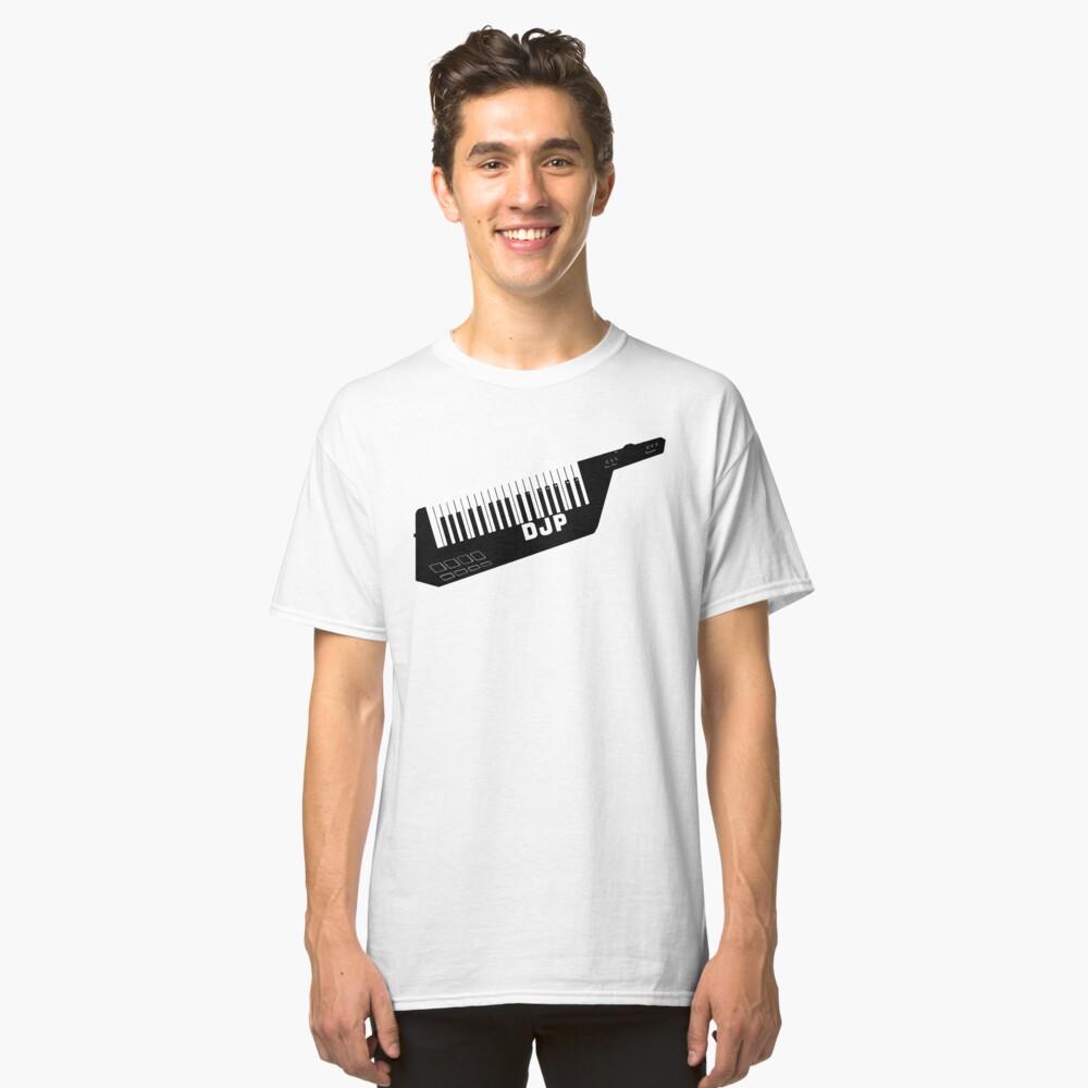 Dana Jean Phoenix - Synthwave Retro Keytar  Classic T-Shirt