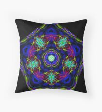 Owlspook Globe 07 Throw Pillow