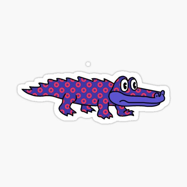 Phishing for Phishies Sticker