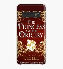 The Princess And The Orrery Cover Case/Skin for Samsung Galaxy