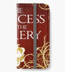 The Princess And The Orrery Cover iPhone Wallet/Case/Skin