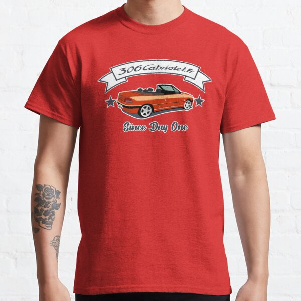 Since Day One - Orange Newport/ Ouragan T-shirt classique