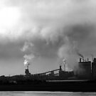 Breath if you must - Industry by Earl McCall