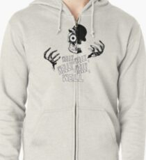 Welly, welly Zipped Hoodie