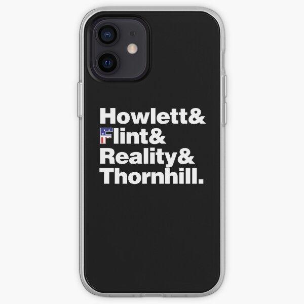 The Prodigy Keith Flint & Liam & Howlett & Maxim & Leeroy Thornhill iPhone Soft Case