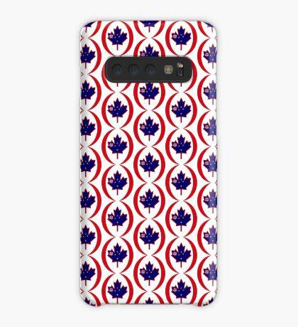 Kiwi Canadian Multinational Patriot Flag Series Case/Skin for Samsung Galaxy