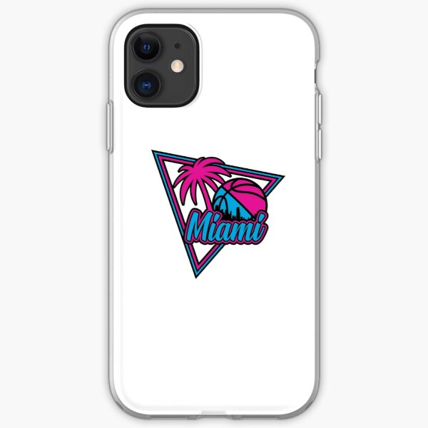 Miami City Basketball  iPhone Soft Case
