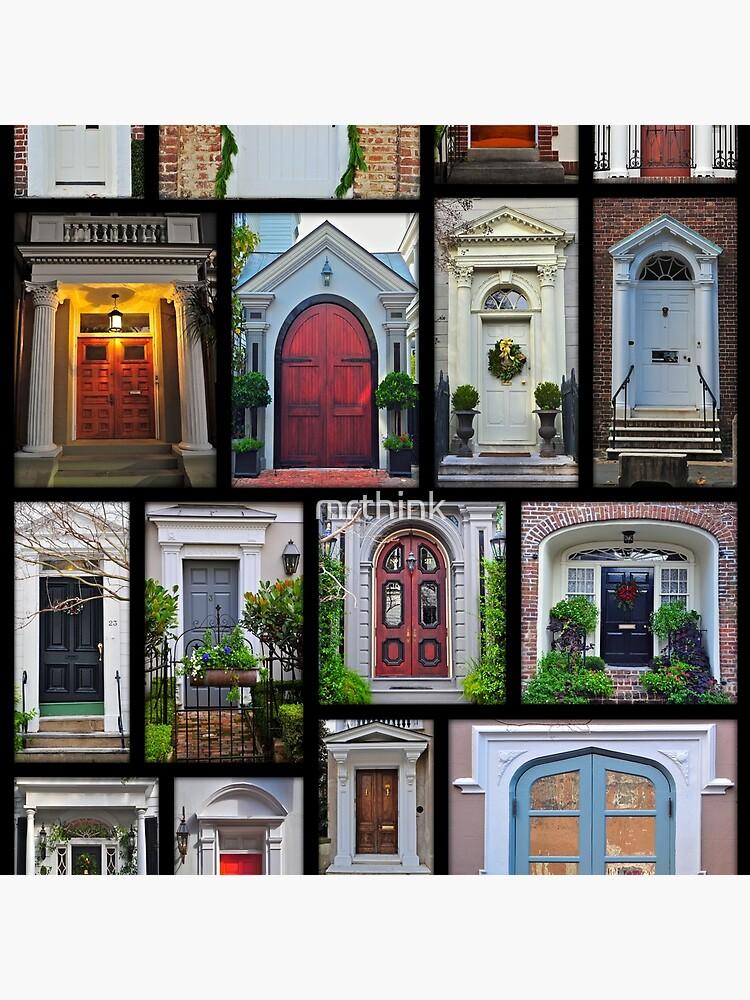 Türen von Charleston von mrthink