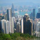 Miniature Hong Kong by justineb
