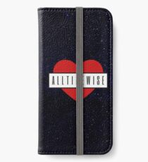 Alltimewise iPhone Wallet/Case/Skin