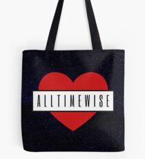 Alltimewise Tote Bag