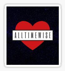 Alltimewise Sticker