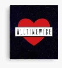 Alltimewise Canvas Print
