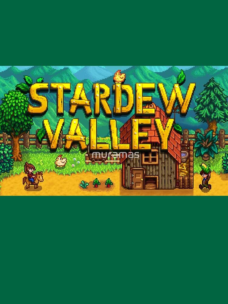 Introducción a Stardew Valley de muramas