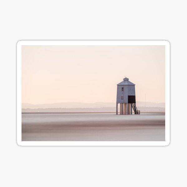 Wooden Lighthouse, Burnham-on-Sea Sticker
