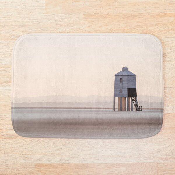 Wooden Lighthouse, Burnham-on-Sea Bath Mat